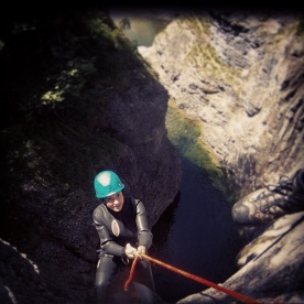 Canyoning am Plansee