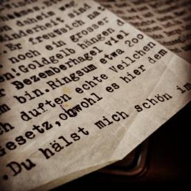 Briefe aus Afrika - Weisser Sonntag 1954