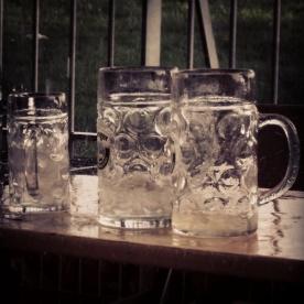 München ohne Biergarten ist wie Hamburg ohne Fischmarkt