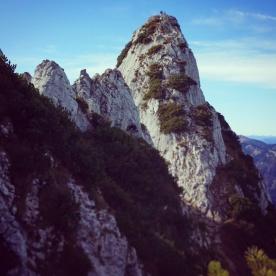Wanderherbst in den Chiemgauer Alpen