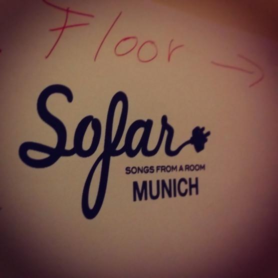 Sofar Sounds Munich – wie ein geheimes Konzert
