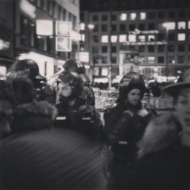Zeit der Solidarität – München ist bunt