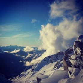 Zum Neuen Jahr gibts Schneegefühle in St. Anton (2)