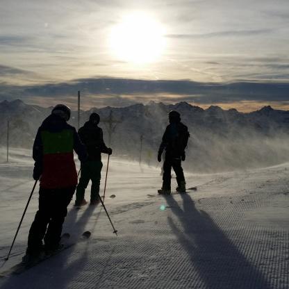 Zum Neuen Jahr gibts Schneegefühle in St. Anton (29)