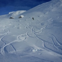 Zum Neuen Jahr gibts Schneegefühle in St. Anton (32)